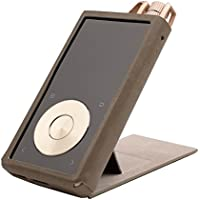 For Questyle QP2R , Hand Crafted MITER Case Cover [ Patented Stand Case for Questyle QP2R ]