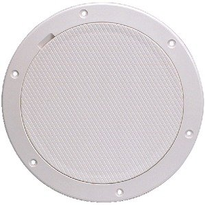 Beckson Deckplate 6in Neu Pry Nonskid Diamond Center Style - Deck Plates Beckson
