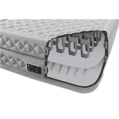 Intex Foam Bed - Intex Supreme Air-Flow Bed Queen