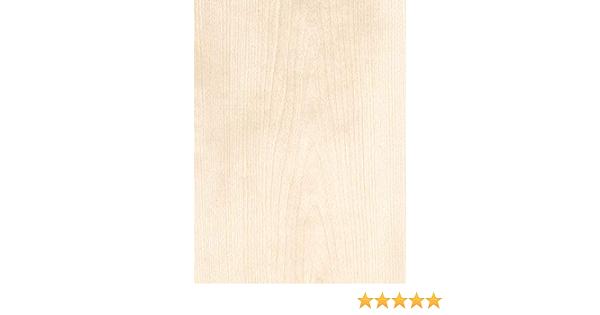 "Veneer Sheets for Restoration of Furniture Easy Apply with Contact Adhesive Birch Veneer Sheet Edge Supply Birch Wood Veneer Sheet Rotary 24/"" x 48/"" /""A/"" Grade Veneer Face 10 mil Paper Back"