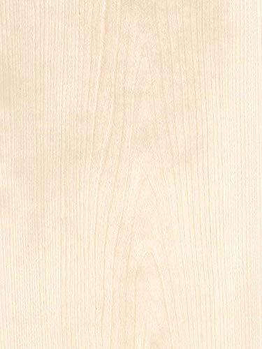 Birch 2' (Wood Veneer, Birch, White Rotary, 2x8, PSA Backed)