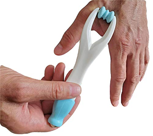 Arthritis Pain Relief - Finger Wrist and Hand Massager for Carpal Tunnel, Tingling, Stiffness, Fatigue