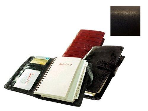 Raika TN 207 BLK Pocket Planner - Black from Raika