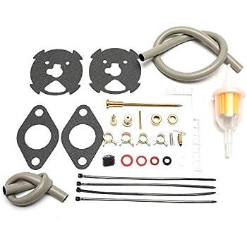 Rebuild Kits iFJF Carburetor Kit fits ONAN Engine Model DD11