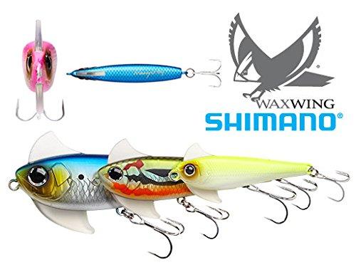 Shimano Waxwing 68-Suspending Baby - 68mm - Sardine