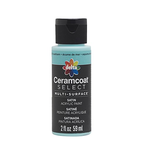 coat Select Multi-Surface Paint 2oz, Seafoam ()