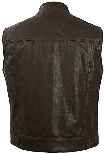 Leatherbox - Manteau sans manche - Homme
