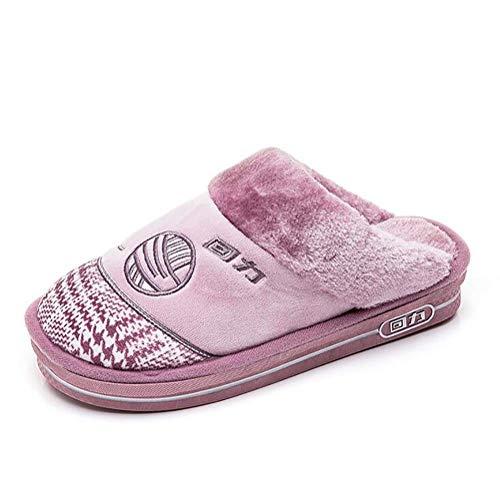 Invernale Pantofole Caldo Donna C A Comode Esterno B Colore Dal fdEWw7q
