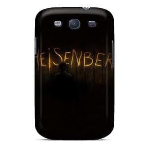 New Premium Flip Case Cover Breaking Bad Heisenberg Skin Case For Galaxy S3