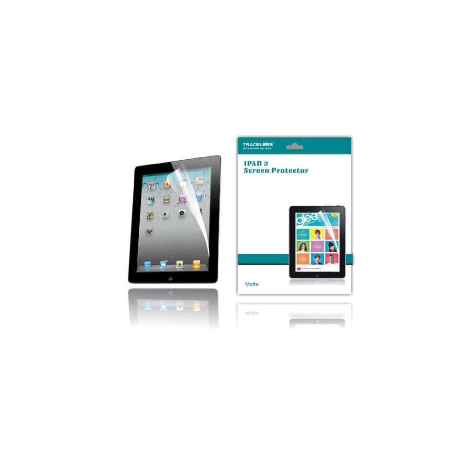 Traceless (TM) Matte Anti Glare iPad 2 Screen Protector for Apple iPad 2 2nd Generation