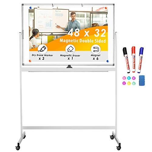 Mobile Whiteboard 48 x