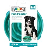 Outward Hound Fun Feeder Dog Bowl Slow Feeder Stop...