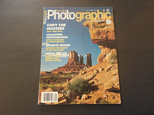 Petersen's Photographic Sep 1978 Intimate Images (Before Internet Porn)