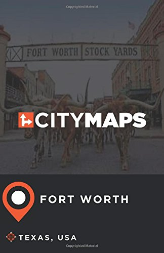Download City Maps Fort Worth Texas, USA ebook