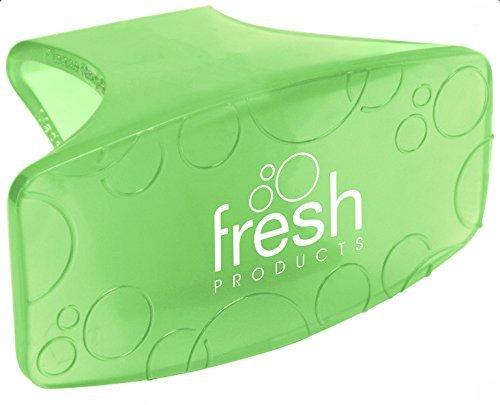 Freshner Fresh Air (Fresh Products Toilet Bowl Eco Bowl Clip 2.0 Air Freshener - Herbal Mint (4 Clips))