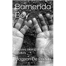 Bamenda Boy: Poésies interdites aux émotifs (French Edition)