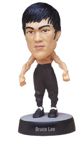 Amazon.com: Bruce Lee Little Big Heads cifra: Toys & Games