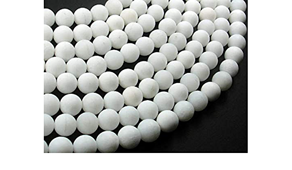 Natural White Jade 24x32x5mm Butterfly Shape Gemstone Beads 10 pieces