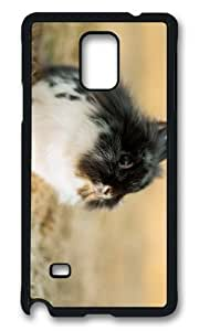 Adorable cute bunny hd Hard Case Protective Shell Cell Phone Samsung Galaxy Note4