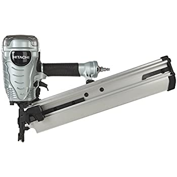 3ee6a73d43e105 Hitachi NR90AE Round Head 2-Inch to 3-1 2-Inch Framing Nailer (Discontinued  by Manufacturer)