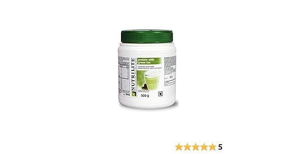 NUTRILITE proteína en polvo con té verde (500 G)