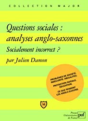 Questions sociales : analyses anglo-saxonnes