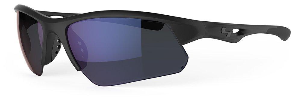 3a06df238aa Amazon.com  Sundog Eyewear Stack Sunglasses with Trueblue Lenses ...