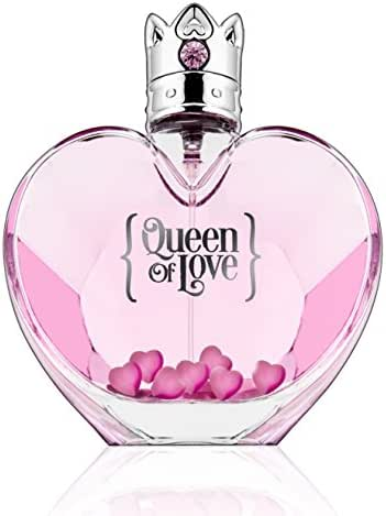 Queen of Love Women's Eau De Parfum, 3.3 fl. oz. / 100 ml