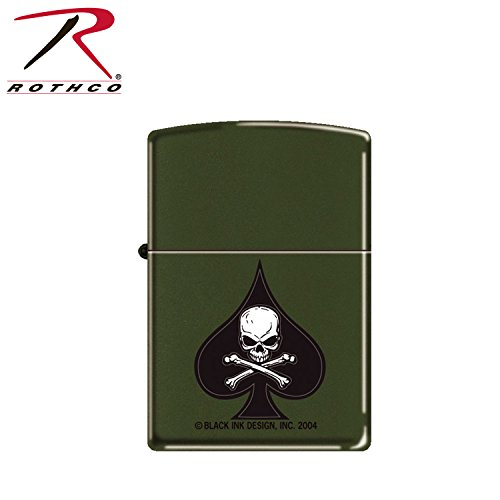 Rothco Death Spade Zippo Lighter by Rothco