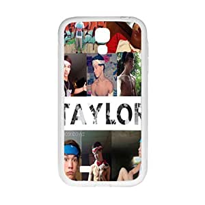 Taylor Design Plastic Case Cover For Samsung Galaxy S4