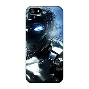New Arrival VnA10673DIHX Premium Iphone 5/5s Case(ironman)