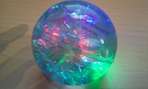2 Light-Up Bouncing Novelty Balls in Assorted -
