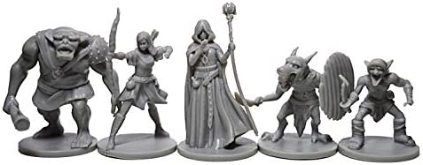 25 Fantasy Miniatures for Tabletop/Dungeons and Dragons