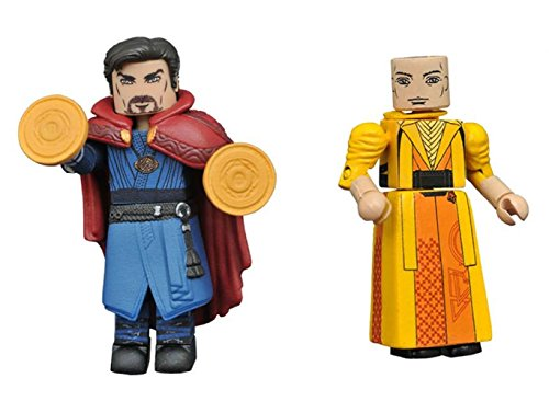 Marvel Minimates Series 70 Doctor Strange Movie Doctor Strange and The Ancient One 2-Pack