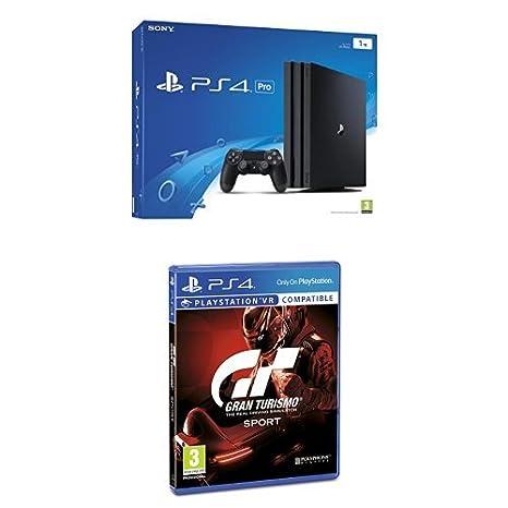PlayStation 4 Pro (PS4) - Consola + Voucher 10 € + Voucher ¡Has ...