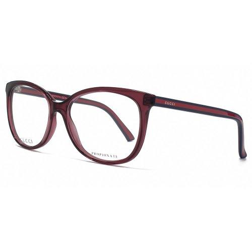 Gucci eyeglasses GG 3650 17T Acetate plastic Purple - - Gucci Glasses Prescription 2013