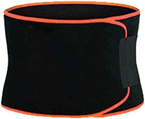 ウエストトリマースウェットラップ、減量ワークアウトフィットネスバックサポートベルト、調整可能なベルトブーティ、中間セクションで重量損失を促進、単一ユニットとして販売