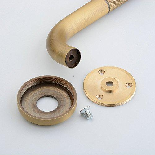 Hiendure™ Home Care 20-inch Grab Bar, Antique Brass by Hiendure (Image #6)