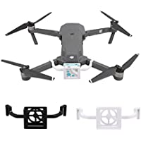 Drone Fans RF-V16 GPS Tracker Holder Bracket Tracer Locator Support for DJI MAVIC PRO Drone (White Black)