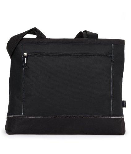 Gemline Tote Bag G1510 Utility Black from Gemline