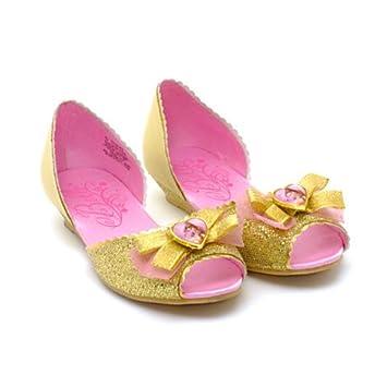 Authentische Vorlage Disney Store - Prinzessin Belle aus Die Schöne und das Biest - Belle Luxus-Schuhe für Kinder - Größe; EU 32 - 33 ..... UK 13 - 1 o0JcBg6