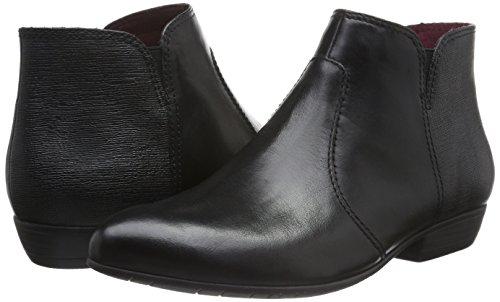 Black 001 Tamaris Women's black Boots 25327 Ankle xPBYfI