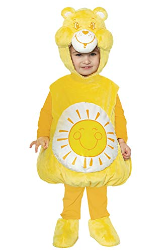 Care Bears Funshine Bear Toddler's Costume Yellow