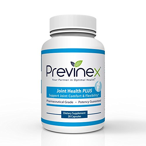 Joint Support Supplement -Glucosamine, Chondroitin, Natural Eggshell Membrane & Hyaluronic Acid for Advanced Relief -Mobility Health Supplement for Pain, Aches, Soreness & Inflammation -1 month supply