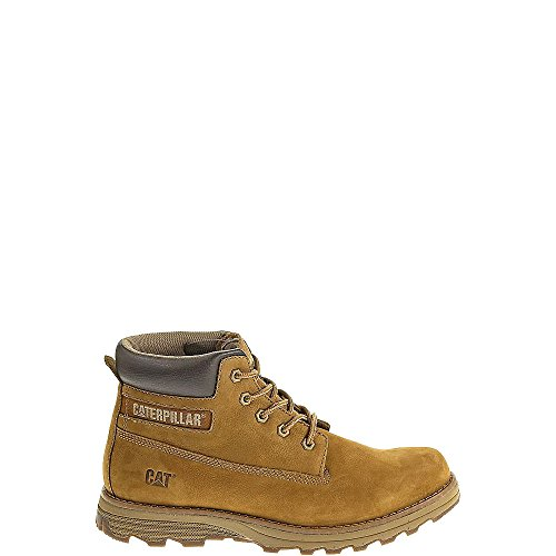 - Caterpillar Men's Founder Boots, Tan, 15 M