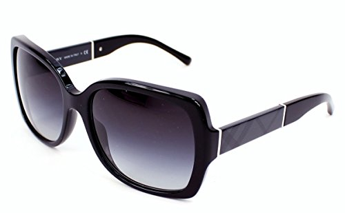 Burberry BE4160 30018G Black BE4160 Butterfly Sunglasses Lens Category 3 Size - Burberry For Men