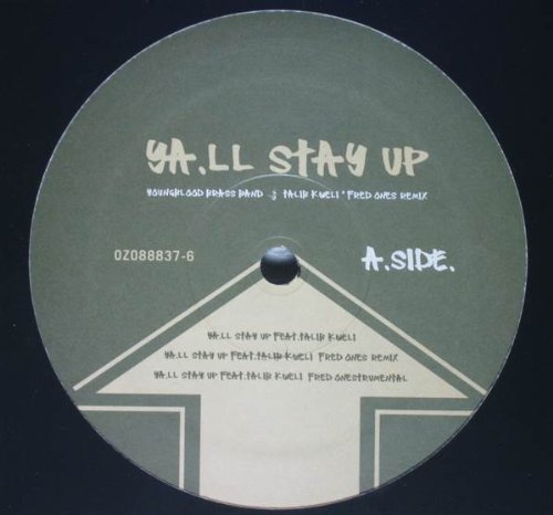 Y'all Stay Up [12 inch Analog]                                                                                                                                                                                                                                                                                                                                                                                                <span class=