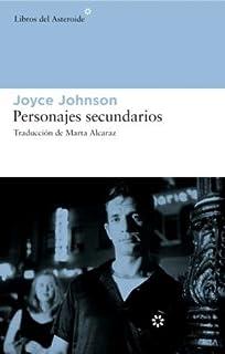 Personajes secundarios (Spanish Edition)
