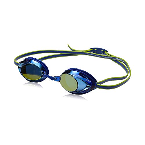 Speedo Jr Vanquisher 2.0 Mirrored Swim Goggle