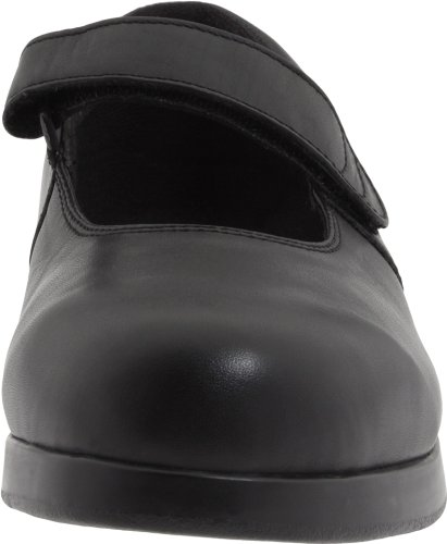 Drew Shoe Womens Bloom Ii Mary Jane Black Vitello
